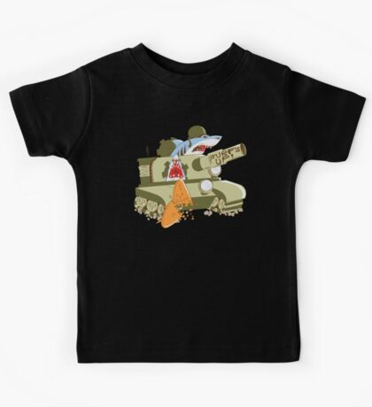 Tank Sharks Kids Tee