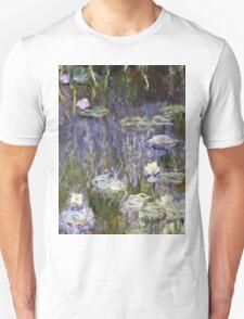 Claude Monet - Water Lilies (1922)  Unisex T-Shirt
