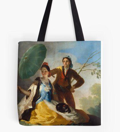 Goya - El Quitasol Tote Bag