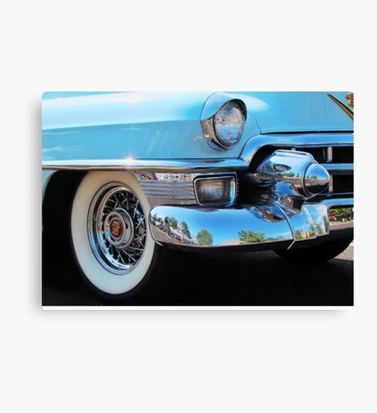 1953 Cadillac Series 62 Convertible Canvas Print