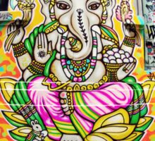 Ganesh - Melbourne Laneways Sticker