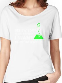 Funny Lab Safety Science Geek Humor T-shirt Women's Relaxed Fit T-Shirt