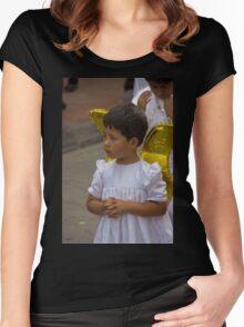 Cuenca Kids 829 Women's Fitted Scoop T-Shirt