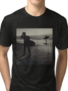 Surfer No.45 Tri-blend T-Shirt