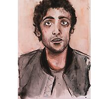 Oscar Isaac / Poe Dameron Photographic Print