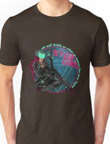 Star Girl - Pin-Up Warriors Unisex T-Shirt