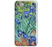 Vincent Van Gogh - Irises, 1889  iPhone Case/Skin