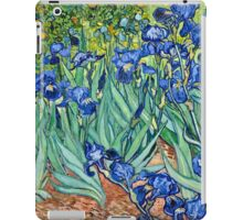 Vincent Van Gogh - Irises, 1889  iPad Case/Skin