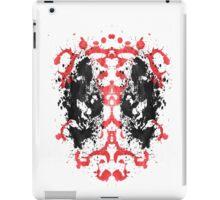 Deadpool Rorschach (Marvel) iPad Case/Skin