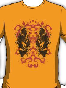 Deadpool Rorschach (Marvel) T-Shirt