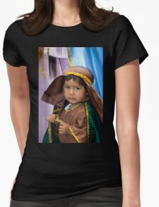 Cuenca Kids 831 Womens Fitted T-Shirt