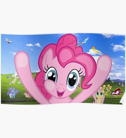 Pinkie Pie & Friends Poster