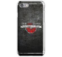 the order of the red lotus iPhone Case/Skin