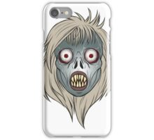 Morlock iPhone Case/Skin