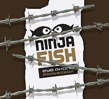 Ninja Fish tough Protector by ninjafish
