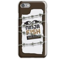 Ninja Fish tough Protector iPhone Case/Skin
