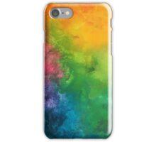 Rainbow Melt iPhone Case/Skin