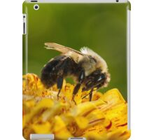 Bumble Bee Feeding iPad Case/Skin