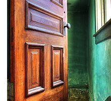 Door of Mystery by Dan Dexter