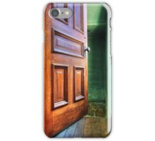 Door of Mystery iPhone Case/Skin