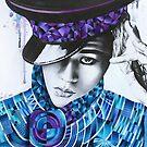 Blue II by Monica Sutrisna