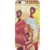 African Indaba - Ethnic series iPhone Case/Skin