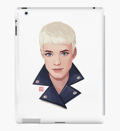 Agyness Deyn iPad Case/Skin