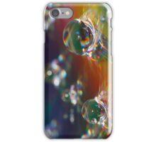 Rainbow Waterdrops iPhone Case/Skin