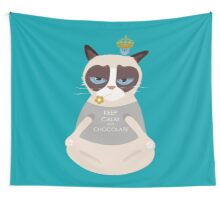 keep calm  Wall Tapestry