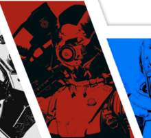 Destiny Fireteam Sticker