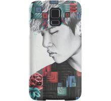 Floral Print Samsung Galaxy Case/Skin