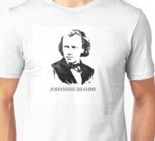 Johannes Brahms Unisex T-Shirt