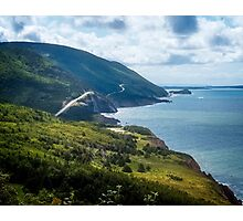 Cabot Trail Photographic Print