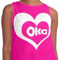 Heart OKC Contrast Tank