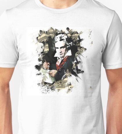 Ludwig van Beethoven Unisex T-Shirt