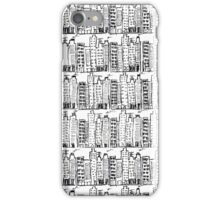The City Sketches iPhone Case/Skin