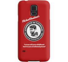 Michael Davidson's Comics 'n Things - Red Tornado edition Samsung Galaxy Case/Skin