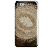 Cross Section iPhone Case/Skin