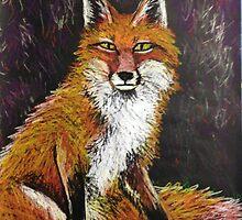 Fox by SkyeWieland