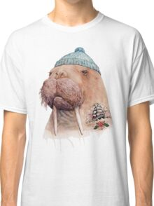 Tattooed Walrus Classic T-Shirt
