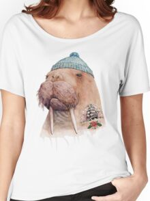 Tattooed Walrus Women's Relaxed Fit T-Shirt