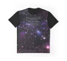 On A Clear Night Graphic T-Shirt