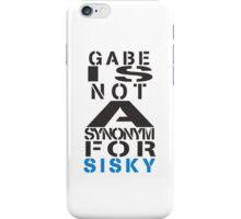 GINASFS iPhone Case/Skin