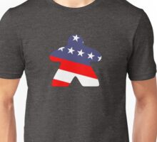 American Meeple Design Unisex T-Shirt