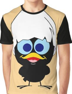 Black chicken Graphic T-Shirt