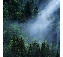 The Cloud Veil... Photographic Print