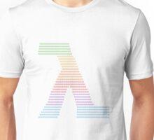 λλλ Lambda Pride λλλ Unisex T-Shirt