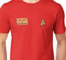 Ensign's Last Stand Unisex T-Shirt