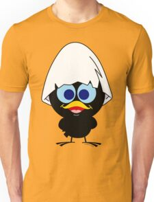 Black chicken Unisex T-Shirt