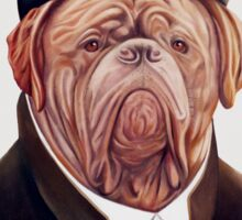 Dogue De Bordeaux Sticker
